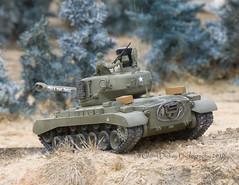 "RC M-26 ""Pershing"" Tank on Hilltop !!  IMG_6574 (looselens2009) Tags: usa fun tank tx military wwii airshow remotecontrol rc canonef70200f28lisusm monaville remotecontroltank bomberfield662010 monavilletx"