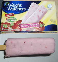 Weight Watchers - Strawberry Smoothie Bar