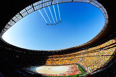 World Cup 2010 South Africa: Opening Ceremony (toksuede) Tags: world africa cup sports sport del foot football nikon fussball soccer south du weltmeisterschaft di deporte monde futbol coupe mundo copa futebol d3 2010 calcio