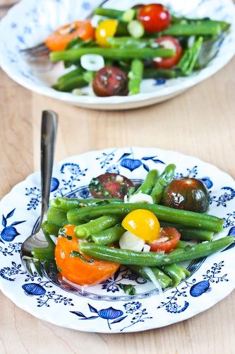 Green Bean Salad 2 bowls