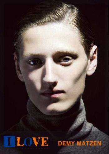 SS11 Show Package Milan I Love Models 014_Demy Matzen