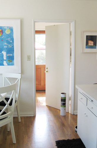 Kitchen+Laundry Room+Chalkboard Dots+removable chalkboard decal -1