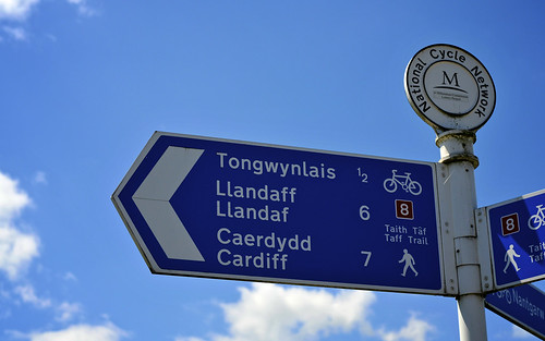 Half a Mile to Tongwynlais