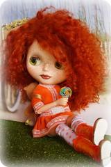 Sweet Orange Lillybit