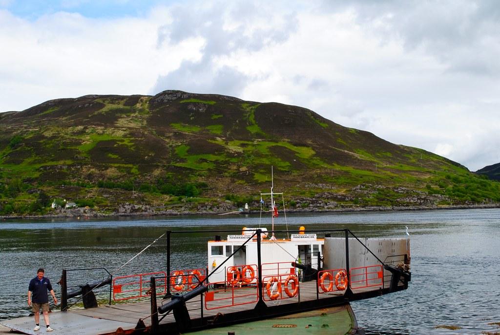 4 car ferry