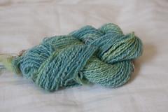 Malia's Blue/Green Handspun