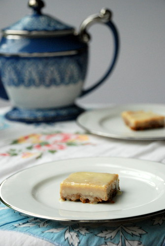 Vietnamese Coffee Cheesecake Bars