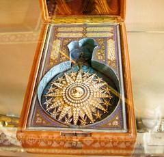 Royal Medal (hannaneh710) Tags:       medal shah mohammadrezashah pahlavi kakh niavaran royal king museum palace