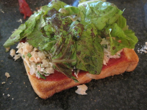 Tuna & Lettuce
