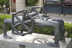 IMGP4933 (IrvineShort) Tags: sculpture art egypt cairo 1950s 1960s geziraartcentre