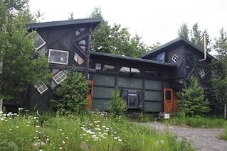 【北の国から】拾って来た家-やがて町ー雪子の家