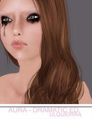 Aura Dramatic Ed. - Ulquiorra Makeup