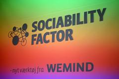Sociability Factor