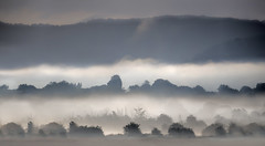Morning Mist, Newport (wentloog) Tags: uk morning sky mist tree field fog wales canon river landscape eos interestingness gallery day britain hill cymru cardiff explore newport caerdydd 5d frontpage usk wfc gwent canoneos5d explored wentloog welshflickrcymru stevegarrington world100f