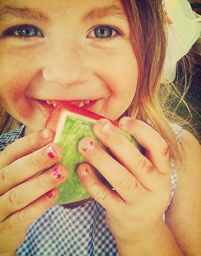 Watermelon! (.169/365)
