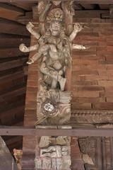 Patan Chamunda Temple 3 (byronic501) Tags: nepal temple patan sakti chamunda shakt matrika