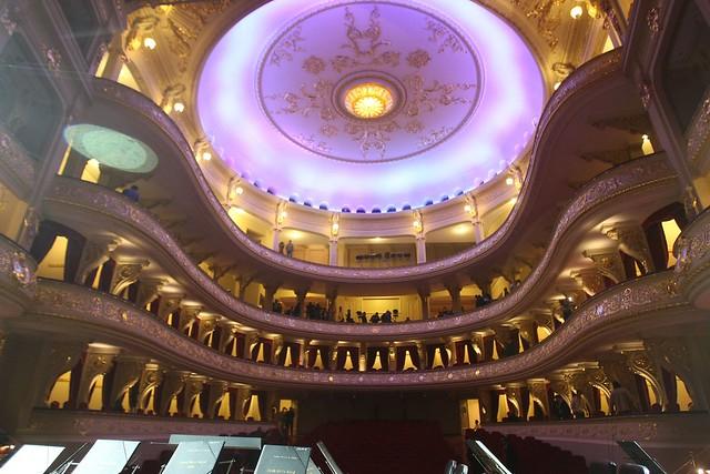 Lima, Teatro Municipal