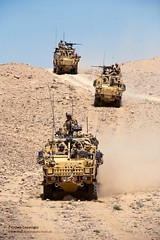 40 Commando Royal Marines Cross Afghan Desert in Jackal Vehicles (Defence Images) Tags: uk afghanistan dusty jackal desert military sandy free vehicle british op apc operation defense defence afganistan personnel allterrain herrick royalnavy armoured helmand royalmarines personnelcarrier nonidentifiable