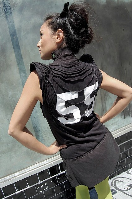 ETSY Reconstructed sport t-shirt dress by Dannyliz 1