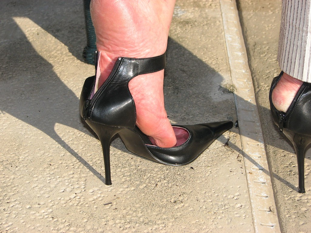 The Worlds Newest Photos Of Heels And Trashed - Flickr -2799