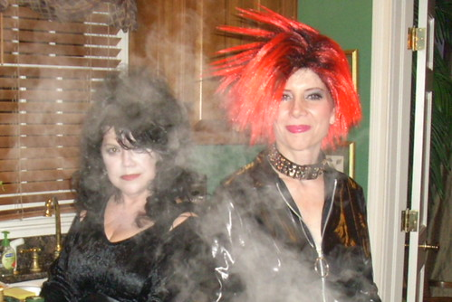 Halloween 2010 - Donna's Party