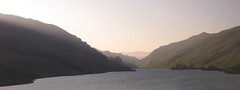 Lake Dunstan (blue polaris) Tags: newzealand lake landscape scenery central lakes southern hydro southisland otago hydroelectric dunstan