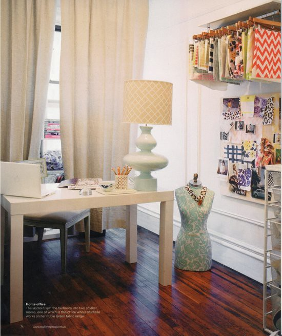 Domino Magazine's Home Offices