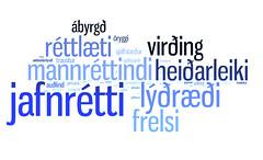 Fyrstu áherslur Þjóðfundar 2010