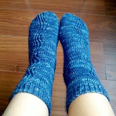 FO Kalajoki socks