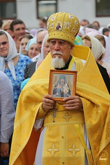 088. The Feast of Saint John, Wonder-worker of Shanghai and San Francisco in Adamovka Village / Свт. Иоанна Шанхайского в Адамовке 02.07.2017