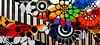 ananda nahu noturno acrilica sobre tela - 200 x 090 2 (anandanahu) Tags: ananda nahu art gallery galerie galeria artes plasticas de arte kunst artist artista belas contemporanea tela pintura canvas collector colecionador collection painting acrylic paint fine female mujer mulher feminina feminista baiana bahiana tropical tropicalismo brasileira melhor best powerful colorful colorida black african streetartproject streetart mural muralism muralist muralista stencil stencilart anahu anandanahu pintora pintor painter piece kunstenaar kunsterarts straatkunst kunstgallerij