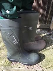 Dunlop Purofort (Noraboots1) Tags: dunlop dunlops purofort engelbertstrauss gummistiefel gummistøvler wellies rubber boots arbejdstøj work wear