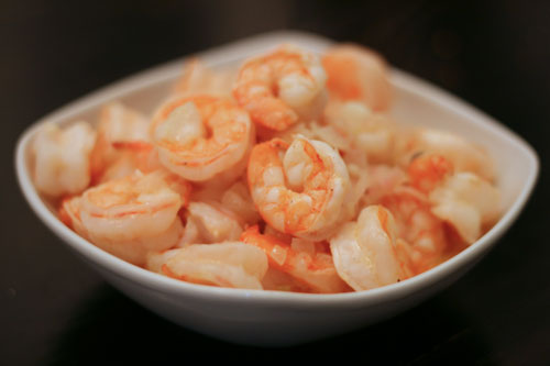 Buttery Roasted Shrimp Recipe