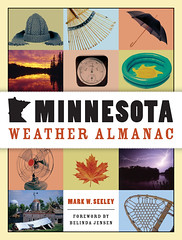 Minnesota Weather Alamanc Book Cover
