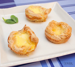 Chinese Egg Tarts