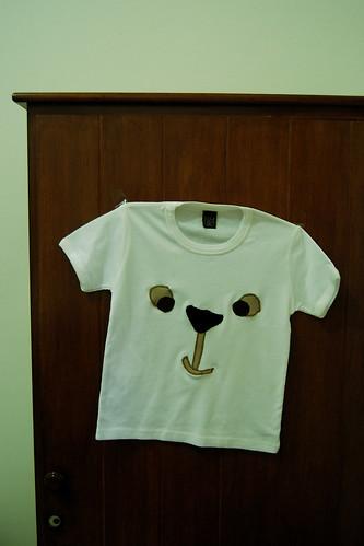 """""""dog"""" shirt"""