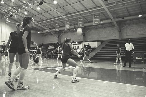 FSU at Georgia Tech volleyball