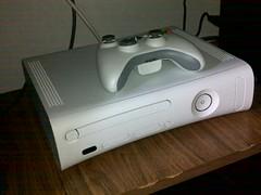 My xbox 360