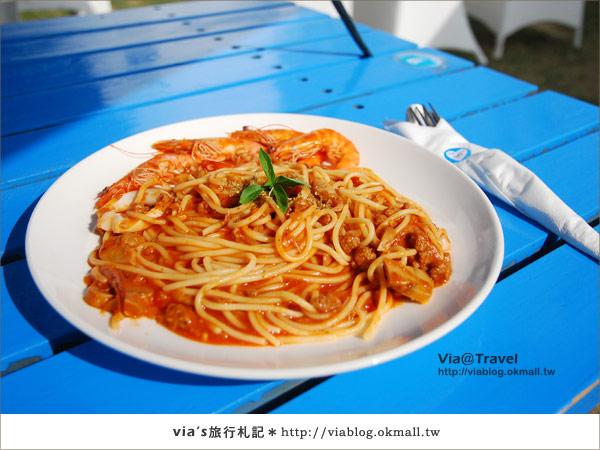 【桃園餐廳】桃園新屋地中海風~卡托米利庭園咖啡餐廳24