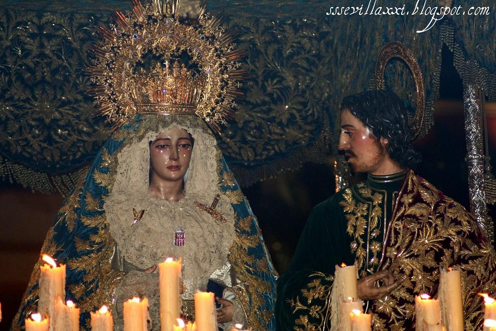 Nuestra Madre y Señora de la Merced. Jueves Santo 2009