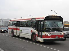 TTC 2467 (F. Poon) Tags: toronto ontario canada bus ttc fishbowl transit gmfishbowl gmnewlook
