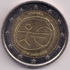 Europe, home of Da Vinci and Michelangelo, uses stick figures for coin art