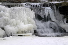 Icy Cascade (trinity091319) Tags: winter ohio ice waterfalls