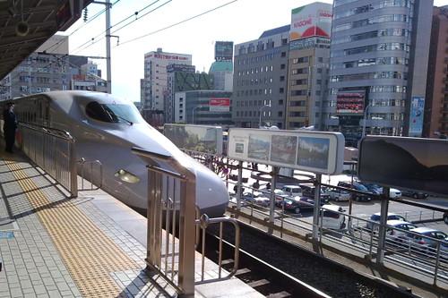 Shinkansen Nozumi