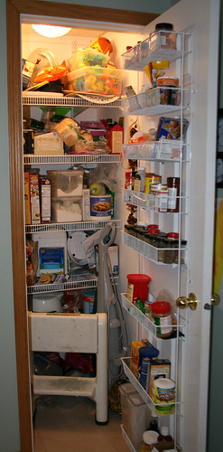 Pantry before copy