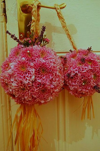 Flower Girls Pomanders