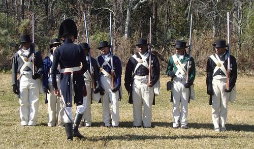 Battle of New Orleans Reenactment
