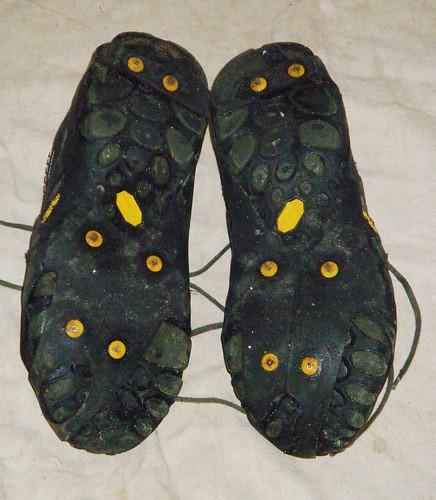 Shoe studs