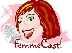 FemmeCast Logo