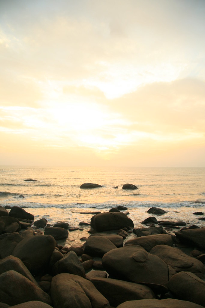 Sunrise At Teluk Cempedak